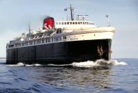 Ludington Michigan's SS Badger