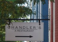 Chandlers Restaurant in Petoskey MI
