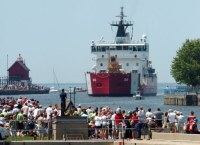 Grand Haven Michigan's Coast Guard Festival.