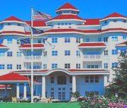 Inn at Bay Harbor near Petoskey, Michigan.