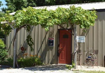 Outside of the Oceana Winery