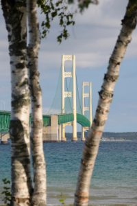 Michigan's proud Mighty Mac.