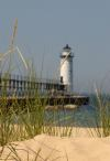 Manistee MI lighthouse