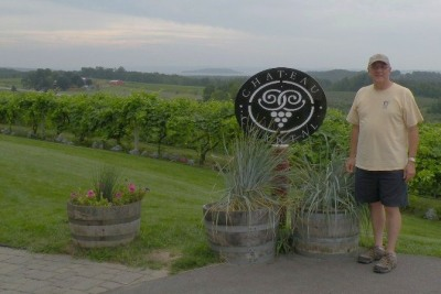 Chateau Chantal Winery on Old Mission Peninsula MI.