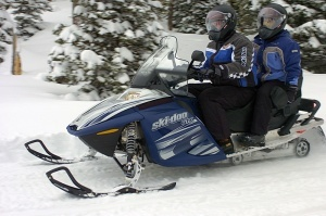 Michigan winter adventures.