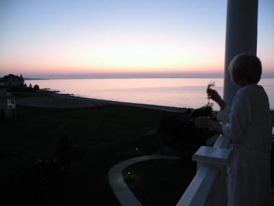 Michigan honeymoon getaway.