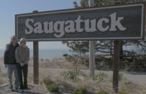 Saugatuck Michigan Oval Beach