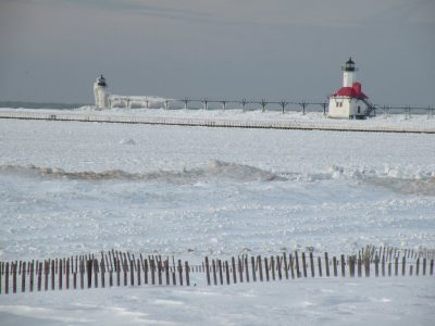 Michigan winter honeymoons.