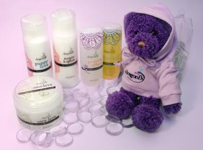 offering selection of pure natural products