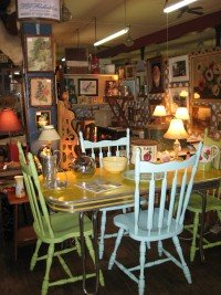 Michigan antique shops