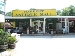 Michigan's Harbor Country Antique shops.