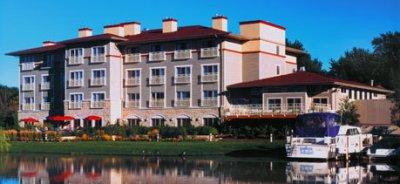 Harbor Grand Hotel in New Buffalo, MI