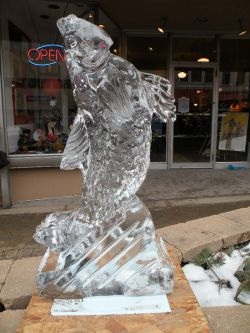 Northern Michigan winter festivals.