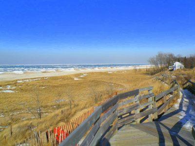 Michigan winter beauty.