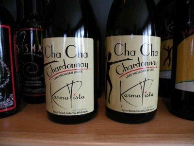 Karma Vista's Cha Cha Chardonnay