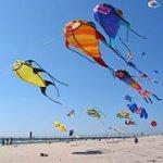 Michigan kite festivals are fun!