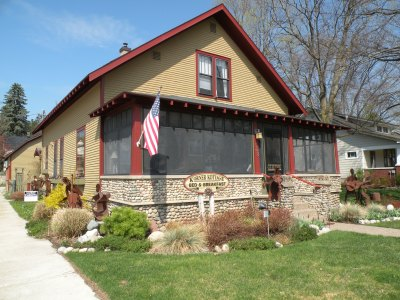 Suttons Bay Michigan Bed and Breakfast.