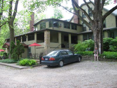 Michigan historic inn.
