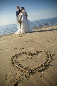 Ludington Michigan wedding
