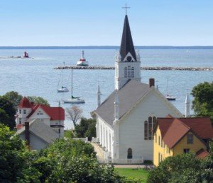 Beautiful Mackinac Island.