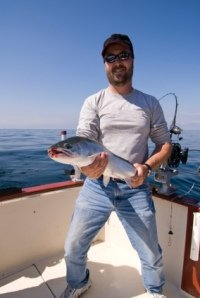 Michigan fishing report.