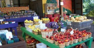 Enjoy Michigan fruit stands and fall drives.