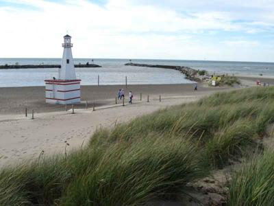 New Buffalo City Beach