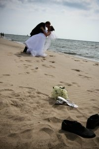 Weddings on Michigan beaches