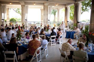 Michigan wedding reception.